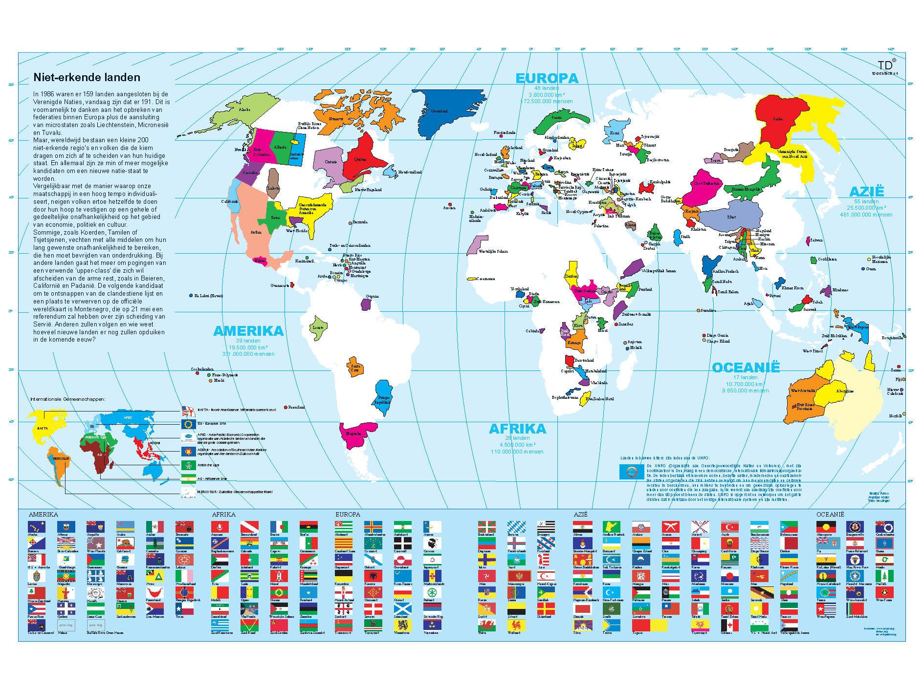Independentismo en el Mundo